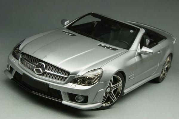 SL63 AMG(アオシマ)