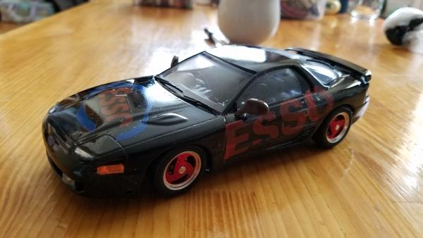 三菱GTO