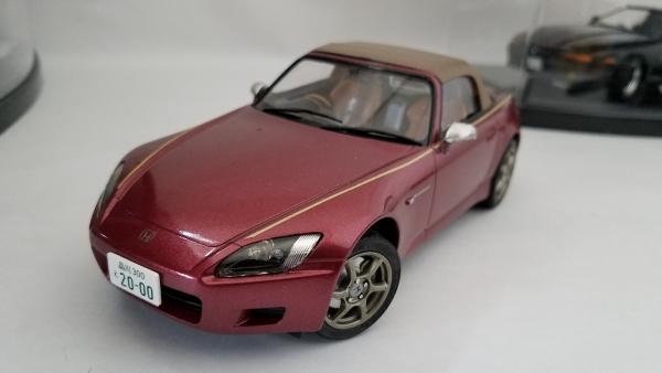 ホンダS2000 Giolet(300台限定車)
