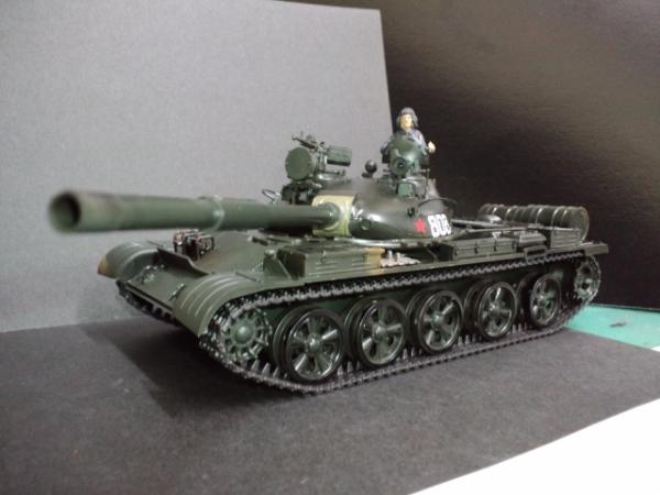 ソビエト T-62A