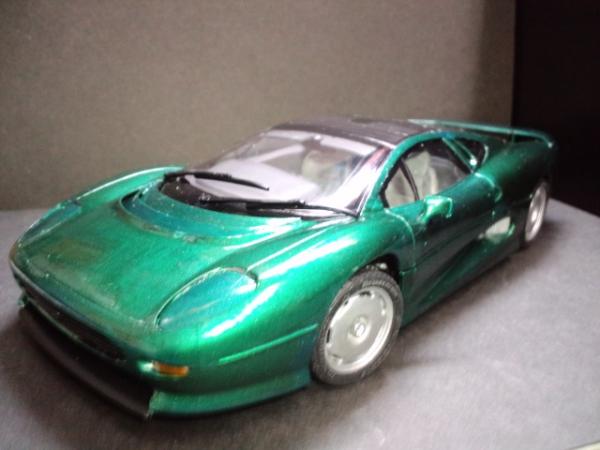 1993_Jaguar XJ220