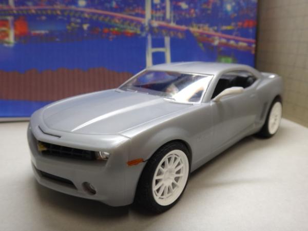 2009_Chevrolet Camaro Concept