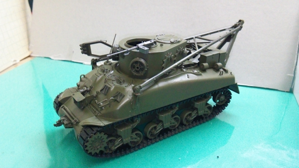 M32 Recovery tank