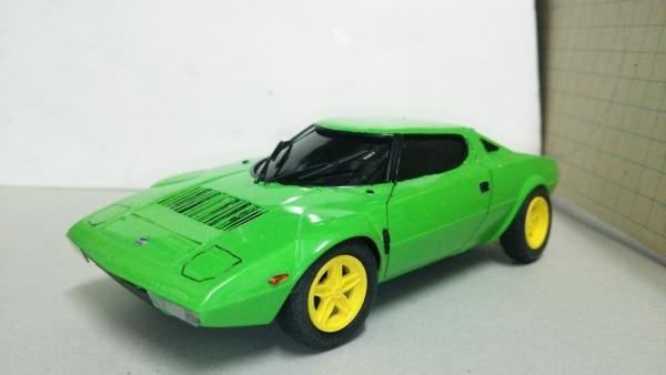 1971_LANCIA Stratos HF Prototype
