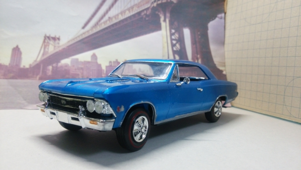 1966_Chevy Chevelle super sports