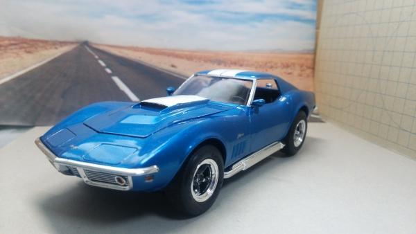 1969_Chevrolet 427 Corvette