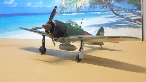 MITSUBISHI A6M5 Zero Fighter type52 Rabaul Air Group New Britain Island 1943~44
