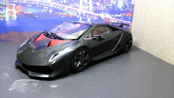 2011_ Lamborghini SESTO ELEMENTO