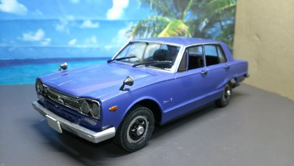 1970_NISSAN Skyline GT-X