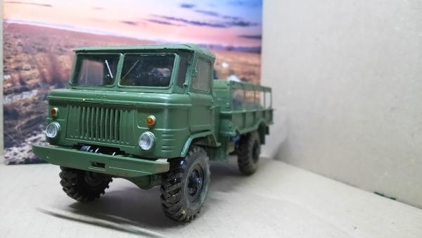 GAZ-66V