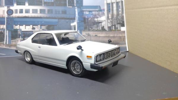 NISSAN Skyline Japan 2000GT-ES 前期型