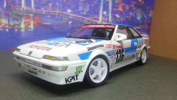 Toyota Sprinter Torino '88Gr.A仕様