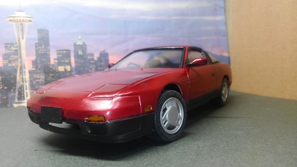 NISSAN 180SX  Ford probe GT 風