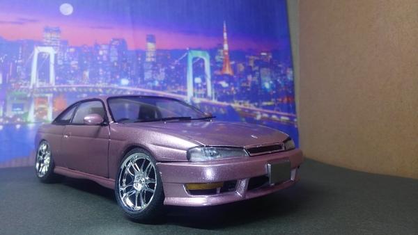 NISSAN Silvia S14 K's ドリフト仕様