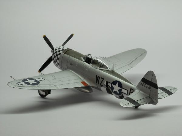 P-47Dサンダーボルト