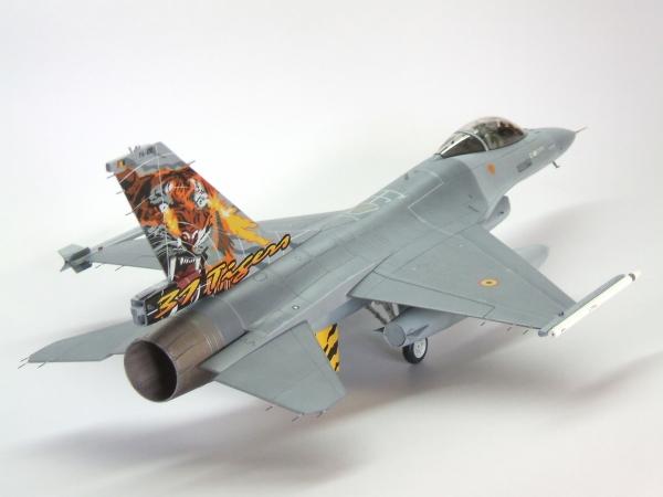 F-16AM ベルギー空軍 TIGER MEET 2003