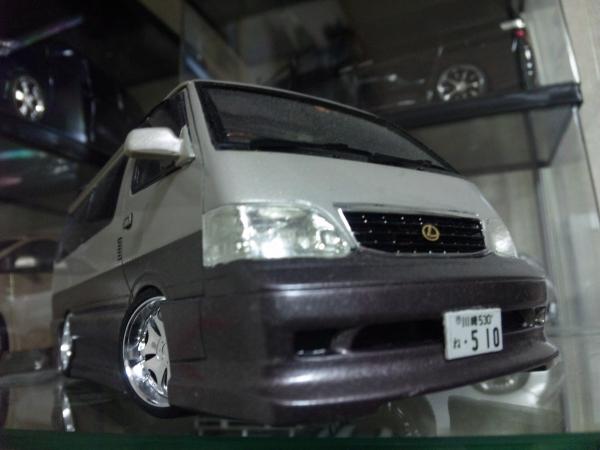 トヨタ ハイエース 100系 Limited AZ-MAX