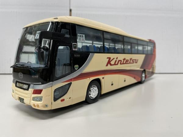 名阪近鉄バス フジミ観光バス改造