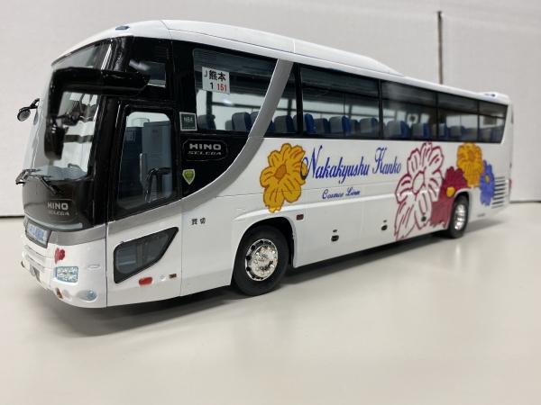中九州観光バス フジミ観光バス改造です