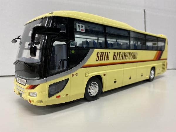 新北九州観光バス フジミ観光バス 日野セレガ