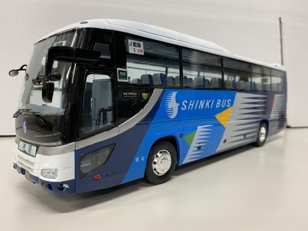 神姫観光バス フジミ観光バス改造