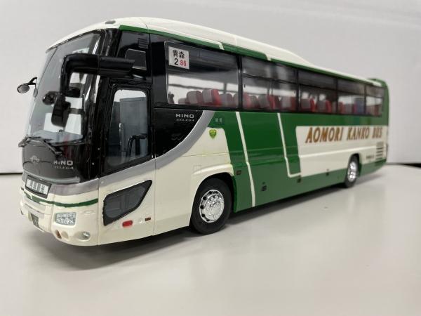青森観光バス フジミ観光バス改造