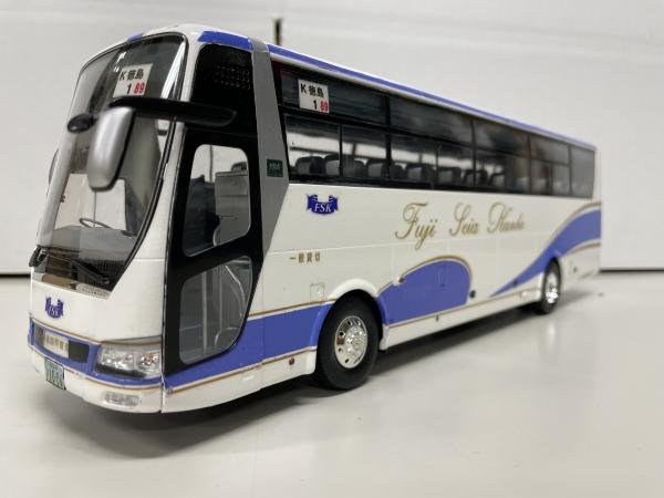 藤西阿観光バス フジミ観光バス改造