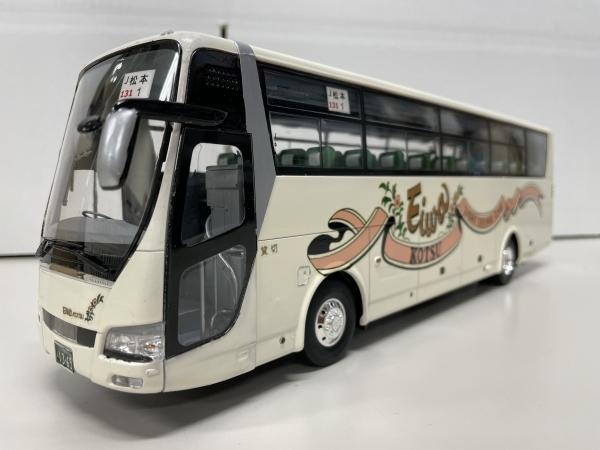 栄和交通観光バス フジミ観光バス改造