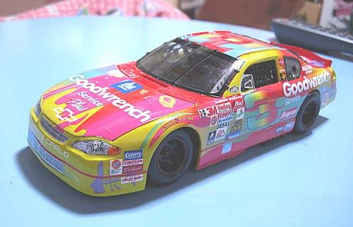 2000 #3 Peter Max Goodwrench 1/24