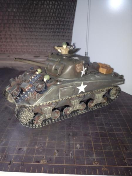 人生初!戦車模型