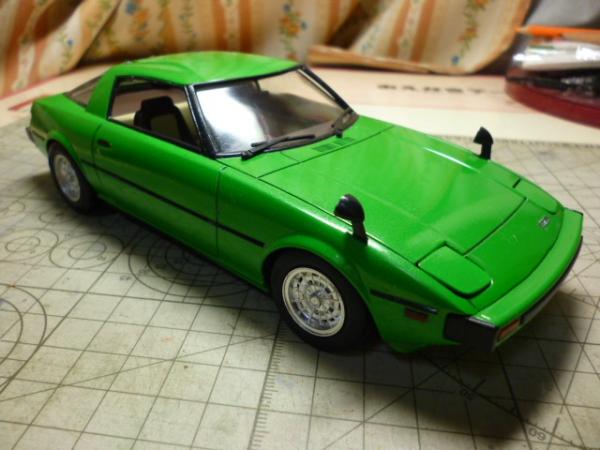 SA22 RX-7 ノーマル1