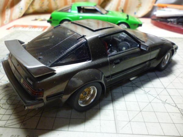 SA22 RX-7 カスタム2