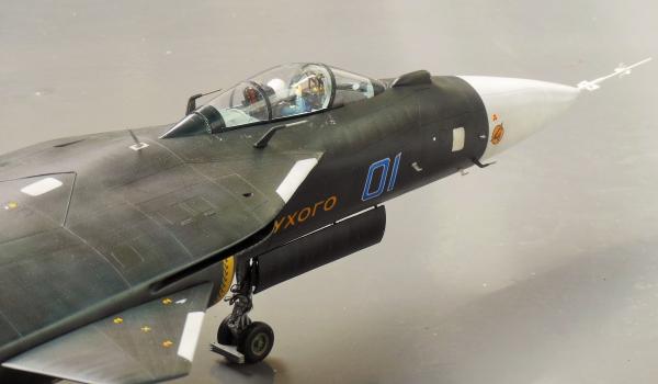 1/32 Su-47 ベルクート