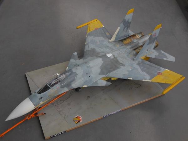 1/32 Su-37 黄色の13