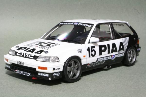 ホンダ/PIAAシビック(EF3)