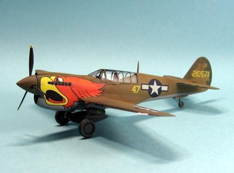 P-40N 第337航空軍第502戦闘飛行隊