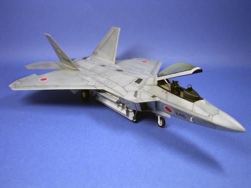 """F-22J RAPTOR""""J.A.S.D.F"""""""