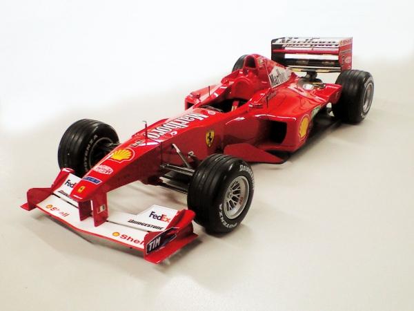 Ferrari F1-2000(TAMIYA)1