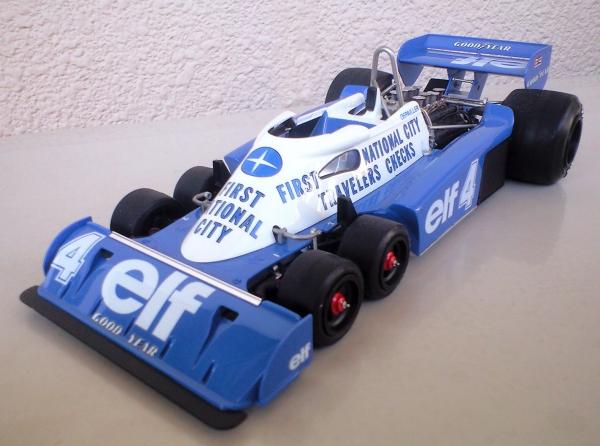TAMIYA Tyrrell P34  1