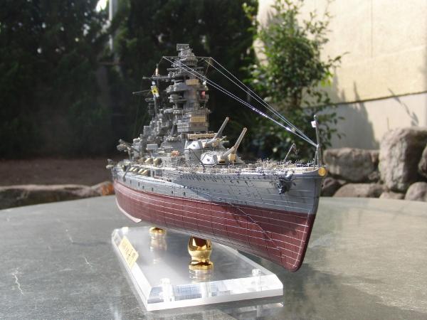 1/350 戦艦 長門