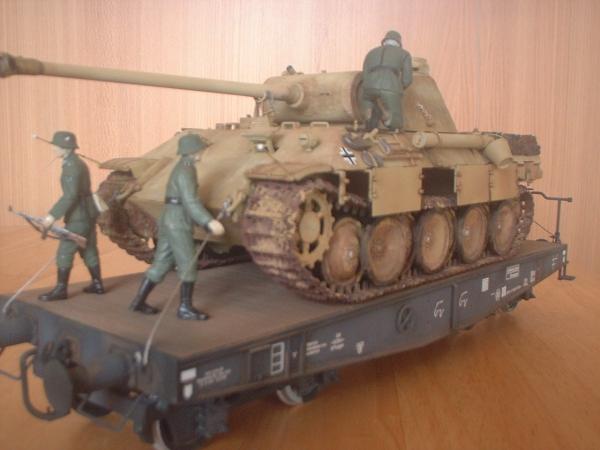 Ⅴ号戦車 パンターD ドラゴン1/35