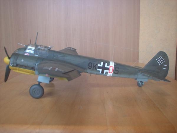 ドラゴン 1/48 ユンカース Ju88 A-4