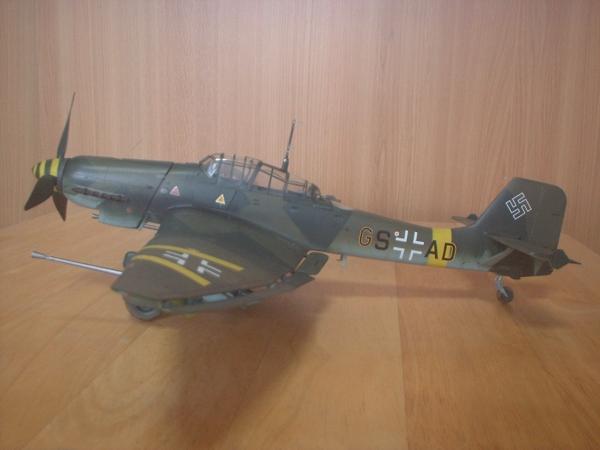 ユンカース Ju87 G-2