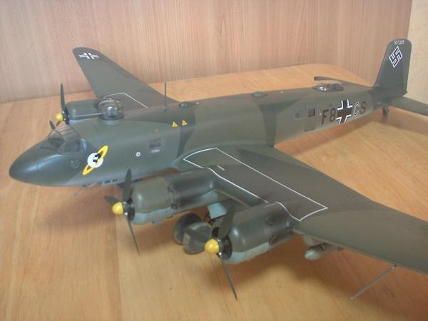 1/48 フォッケウルフ Fw200 C-4