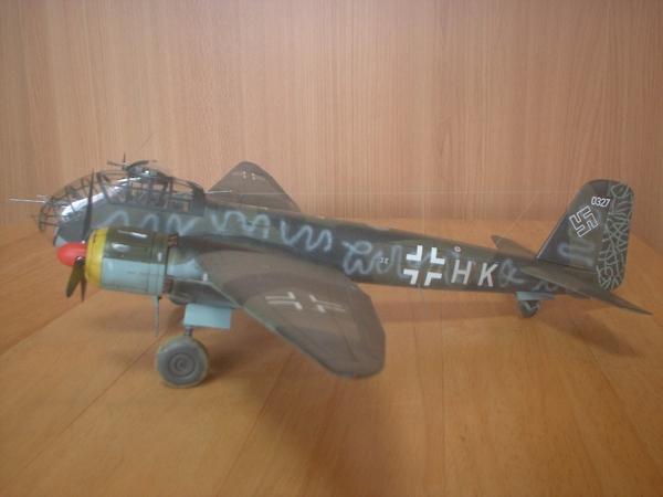 ドラゴン1/48ユンカースJu188E-1