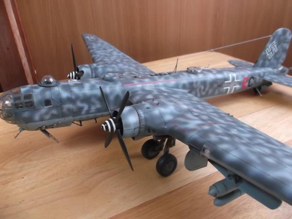 MPM 1/48 ハインケルHe177A-5グライフ