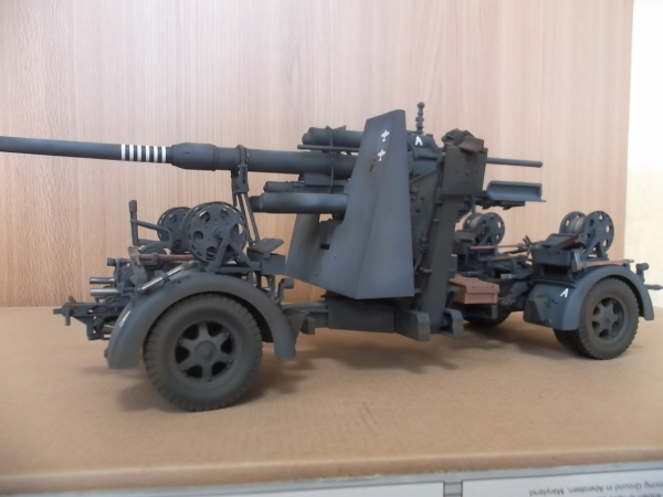 1/18 FLAK36 88㎜ 高射砲