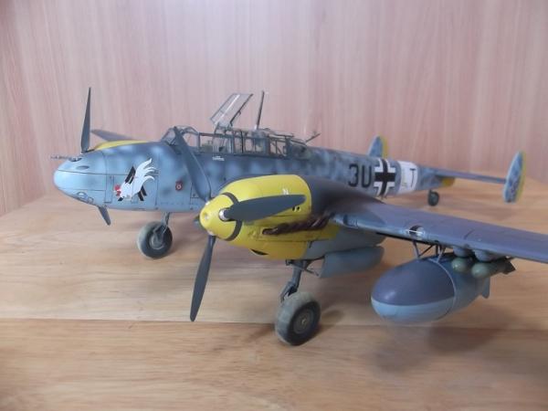 ドラゴン 1/32 メッサーシュミットBf110 D-3