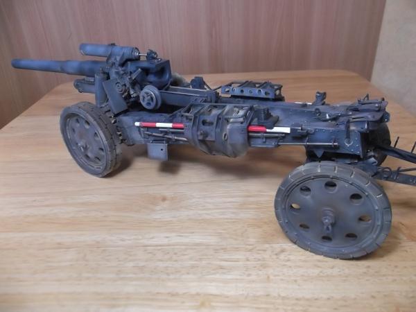 1/16  150㎜ s.F.H. 18 重榴弾砲