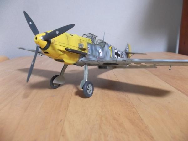 メッサーシュミットBf109 E-3